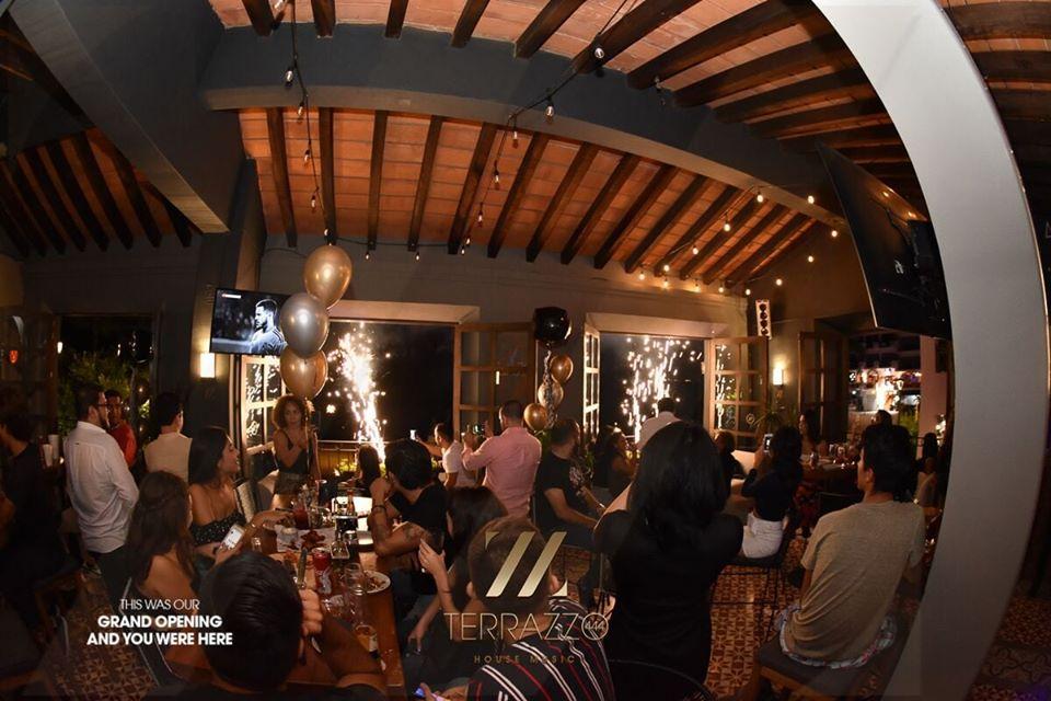 Terrazzo House Music Bar