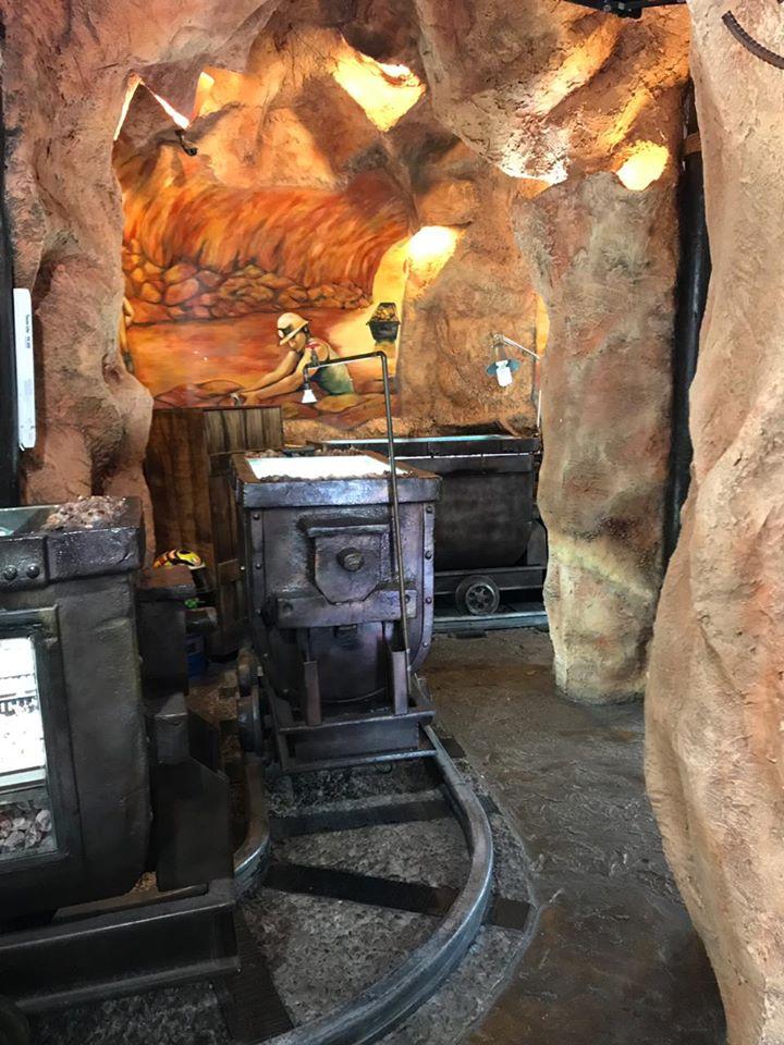 The Opal Mine